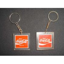 Raro Chaveiro Coke Coca-cola Original R$ 10,00 Cada