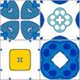 Adesivo Azulejo Mosaicos - 20 Cm