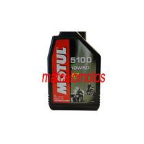 Oleo Motul 5100 4 Tempos 10w50 Thechosynthese (1 Litro)