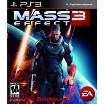 Jogo Mass Effect 3 Da Ea Edição Limitada Com Bonus Para Ps3
