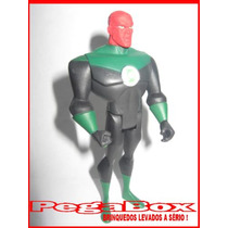 Boneco Lanterna Verde Customizado Liga Da Justiça Jlu Imp.