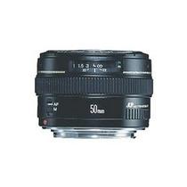 Canon Lente Ef 50mm F/ 1.4 Usm Brinde: Para-sol + Uv