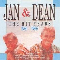 Jan & Dean - The Hit Years - 1961-1966- Cd Lacrado Original