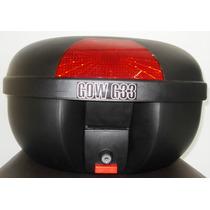 Refletor Bauleto Gow G33 Refletivo Vermelho