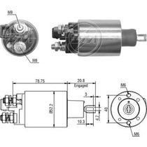 Automatic Solenoid Motor Partida Fusca Gol Kombi Gurgel