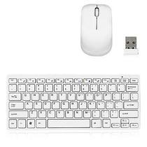 Teclado & Mouse Sem Fio Bluetooth Apenas R$ 79,99