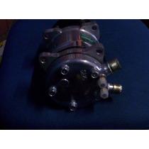 Compressor Ar Condicionado Universal Polia 6pk Poly V