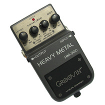 Pedal Heavy Metal Groovin Hm 300 Tipo Boss