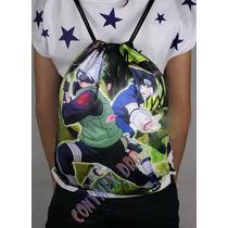 Bolsa Tipo Saco Estampa Naruto_anime_manga_cosplays_