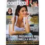 Revista Contigo N° 1816 - Juliana Paes Grávida De 4 Meses
