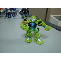Transformers Ironhide Modelo 10 Animated Em Latex, Raro !!!