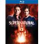 Blu-ray Supernatural - A 5ª Temporada - Dublado - Lacrado