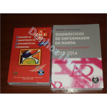 Ame Dic. Medicamentos 9ª Ed + Diagnóstico De Enf Nanda 12/14