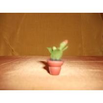 B. Antigo - Vaso De Cactos Em Miniatura Para Casa De Bonecas