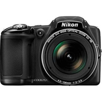 Camera Digital Nikon Coolpix L830 16mp Zoom 34x Iso 3200 - F