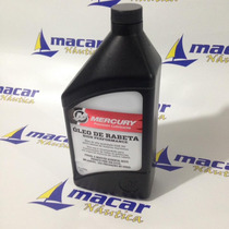 Oleo Rabeta Mercury Quicksilver High Performance Sae90 1l