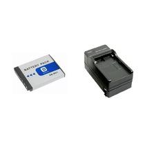 Bateria Sony Np-fd1 Np-bd1 Dsc-g3 T2 T70 T75 + Carregador