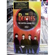 The Beatles Capitol Albums Vol. 1 Box 4 Cd´s Importada Lacra
