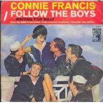 Disco Compacto De Vinil Lp Connie Francis Follow Boys