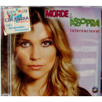 Cd Morde E Assopra - Internacional - Novela-lacrado-cdlandia