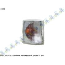 Lanterna Dianteira Cristal C/ Cupula D20 Veraneio Bonaza 93/