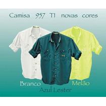 Camisa Ballyhoo Ti Manga Longa De Proteção Solar (uv)