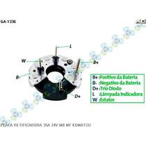 Placa Retificadora Mf Motor Gerador E Marítimo 35a - Gauss