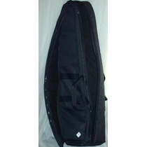 Capa Bag Extra Luxo P/ Trombone Longo Cr Bag N/f