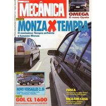 Revista Oficina Mecânica Nº66 (monza, Fiat Tempra, Omega)
