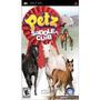 Jogo De Cavalos Para Psp Petz Saddle Club Lacrado E Original