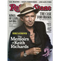 Rolling Stone: Keith Richards / Roger Walters / Robert Plant