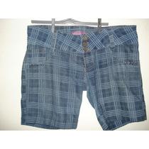 Bermuda Em Jeans Da Dzoux Yam 46