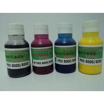 Tinta Pigmentada Para Impressora Hp Pro 8000/8500/8100 100ml