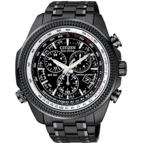 Citizen Bl5405-59e Eco-drive Perpetual Calendar Black Ion