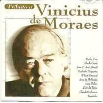 Tributo A Vinícius De Moraes Zimbo Trio Alaide Costa Toquinh