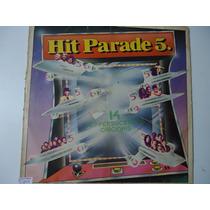 Disco Vinil Lp Hit Parade 5 Lindoooooooo