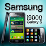 Samsung Galaxy S I9000 - 5.0mp, Android, Tv Digital -vitrine
