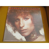 Lp Zerado Barbra Streisand Love Songs 1983