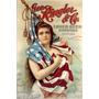 Bandeira Americana Cerveja Usa Vintage Frances Poster Repro
