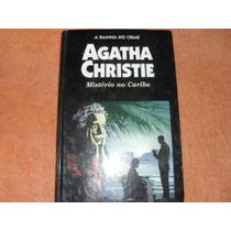 Agatha Christie Livro Mistério No Caribe Frete Gratis