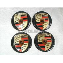 Emblemas Centro Rodas 90mm Porsche 944 928 Cayman Cayenne