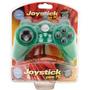 Controle Joystick Para Pc Verde Usb 1.0 2.0 Função Turbo Xp