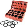 Kit Anel Vedação O-ring Estojo Com 419 Anéis De 32 Tamanhos