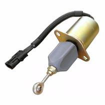 Valvula Solenoide Corte Combustivel Volks 24v - 2t0201114a