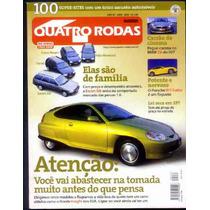 4rodas N.477 Abr 2000 - Teste Da Peruas - Bmw Z8 Do 007