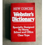 New Concise Webster´s Dictionary - Clear Type