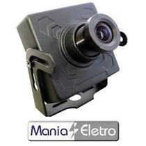 Leve 10 Pague 9 - Mini Câmera Ccd Sony 1/3 Colorida 600l