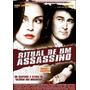 Dvd, Ritual De Um Assassino, Raro Leo Rossi Serial Killer,15