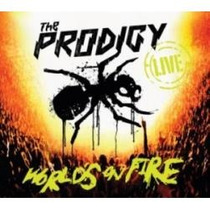 Cd+dvd The Prodigy - World