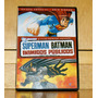 Dvd Superman Batman Inimigos Públicos ( Duplo) - Original